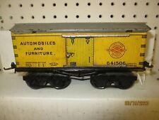 Ives Prewar O Gauge 641506 Illinois Central Box Car