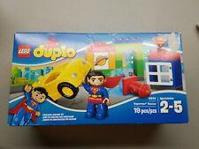 Lego Duplo Superman Rescue retired set 10543