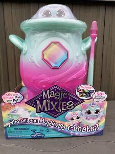 Magic Mixie Magical Misting Cauldron Rainbow Mix New