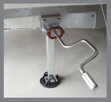 Alko 4 x 590mm camper trailer stabiliser legs, Quick release, big foot design
