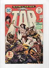 Tor #1 (May-Jun 1975, DC) - Fine