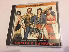 TRINITA & BAMBINO Stefano (Mainetti) OOP 1998 BEAT Soundtrack Score OST CD NM