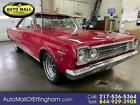 1967 Plymouth GTX  1967 Plymouth GTX  5,000 Miles Red Coupe 440 3 Speed Auto