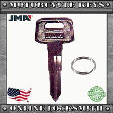 New Blank Uncut Key For Yamaha Motorcycles Codes: D32010-D79897- YH49 / YAMA-19D