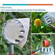 Metal Fruit Picker Orchard Gardening Apple Peach Orange High Tree Picking Tools