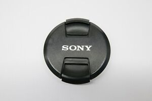 For Sony 62mm front lens cap center pinch buckle Camera Plastic OEM