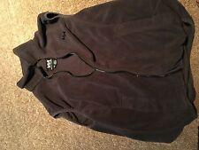 Helly Hansen men's M gray flece vest