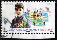 FRANCE 2017 - Poste aérienne - PA 81 - Georges Guynemer- Oblitéré