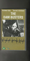 VHS Movie Video THE DAM BUSTERS - Richard Todd, Michael Redgrave (PAL)
