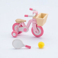 Sylvanian Families PINK BICYCLE FOR CHILDE Epoch Japan Calico Critters