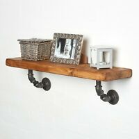 by Fe20six Urban industrial retro steampunk shelf shelving brackets Pair