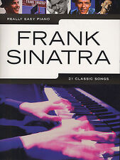 Really Easy Piano Frank Sinatra Learn to Play MY WAY Beginner Music Book