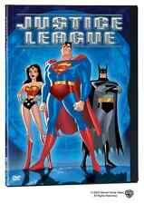 NEW DVD // Justice League - Secret Origins  // SUPERMAN, BATMAN , WONDER WOMAN