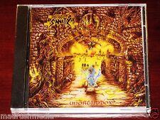 Edge Of Sanity: Unorthodox CD 1992 Black Mark Productions UK BMCD18 NEW