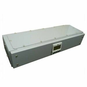 MEM MSMD Memshield 2 MPS 250A 1250a Digital Multimeter Add On Enclosure Box