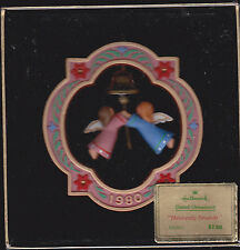 1980 Hallmark Heavenly Sounds Angels Dated Ornament NIB NEW
