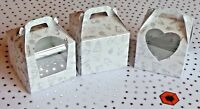 *💍* Wedding design *💍* Cupcake  boxes  80x80mm with inserts...