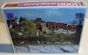 New Sealed RAINBOW WORKS WURTTEMBERG GERMANY 1000 Pc Jigsaw Puzzle 75922