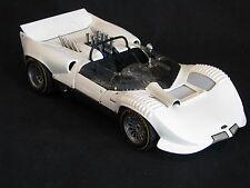 Exoto Chaparral 2/2C 1965 1:18 White Works Prototype (JE)