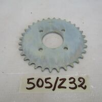Corona ciclomotore passo 415 Sprocket 32 DENTI FORO CENTRALE D.mm 42