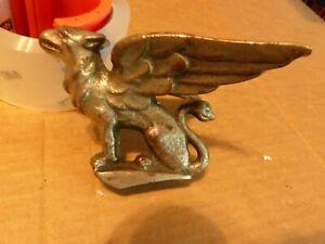 Gardner Griffin Ornament 1926 1927 mascot emblem hood chevy packard rat rod