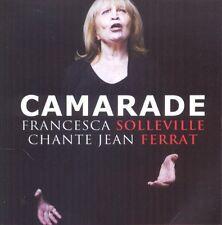 Chante Jean Ferrat - Francesca Solleville (2014, CD NEUF)
