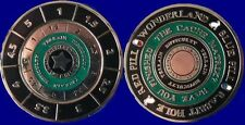 CACHE MATRIX GEOCOIN RARE NEVER ACTIVATED - spinner