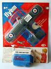 RARE VINTAGE 1972 FLY EM SOPWITH F.1 CAMEL TESTORS PLANE MADE IN USA NEW !