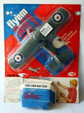 RARE VINTAGE 1972 FLY EM SOPWITH F.1 CAMEL TESTORS PLANE MADE IN USA NEW !