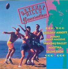 Beverly Hills Generation (1994, Sony) Céline Dion, Gregory Abbott, Span.. [2 CD]