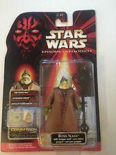 1999 Hasbro Star Wars Episode 1 Boss Nass Figurine