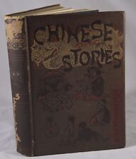 CHINESE STORIES BY ROBERT K. DOUGLAS WITH ILLUST [BY PARKINSON, FORESTIER ....]