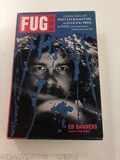 Fug You - Ed Sanders (2011, Hardcover, Dust Jacket)