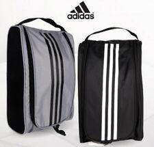 [1+1] Adidas Golf Shoe Bag Sports shoe case Tote Bag Golf Travel  Black & Grey