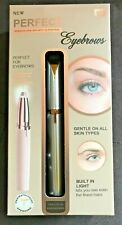 Perfect Eye Brows - Pain Free Hair Remover Trimmer Precision Tip Flawless Facial
