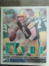 1996 Post Crescent Green Bay Packers Collectors Series. Player Pictures. RARE