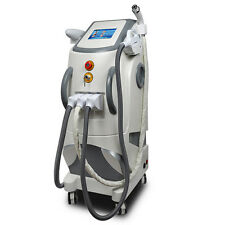 Q-Switch ND-YAG Tattoo Removal IPL Hair Removal RF Skin Lifting ALL in ONE