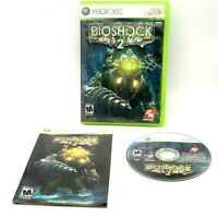 Bioshock 2 Microsoft Xbox 360 Complete Tested Very Good 2k Games 2010