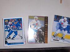 Quebec Nordiques,Sakic,Sundin,Forsberg,Smail, 35 cards