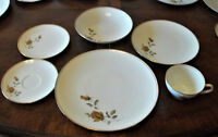 MINT/PERFECT/NO MARKS/UNUSED Noritake Prima Donna 6608  6 pc Place Setting(s)