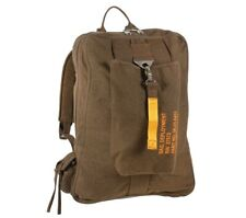 Rothco Brown Vintage Canvas Flight Bag - 9763