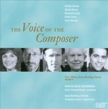 THE VOICE OF THE COMPOSER: NEW MUSIC FROM BOWLING GREEN, VOL. 6 NEW CD