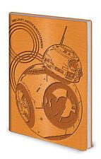 Star Wars Bb-8 Flexi-cover Notizbuch A5 Notebook 15x21cm