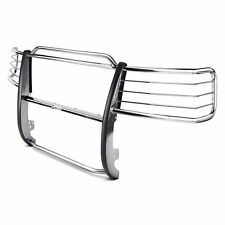 Westin Sportsman Polished Grille Guard For 2016-2018 Chevrolet Silverado 1500