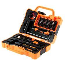 Jakemy JM-8139 45 Piece Phone Repair Screwdriver Tweezer Spudger Tool Set