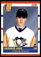 1990-91 Score Canadian Jaromir Jagr RC * #428