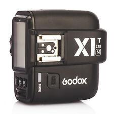 Godox X1T-N TTL 2.4GHz Wireless Flash Trigger Transmitter for Nikon DSLR Camera
