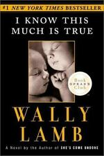 I Know This Much Is True by Wally Lamb (1999, Paperback)