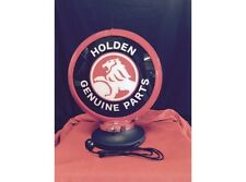 NEW Petrol Bowser Globe and Base Holden Genuine Parts illuminated sign