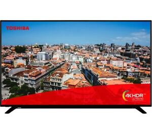 Toshiba 43U2963DB 43 Inch 4K Ultra HD HDR Smart WiFi LED TV